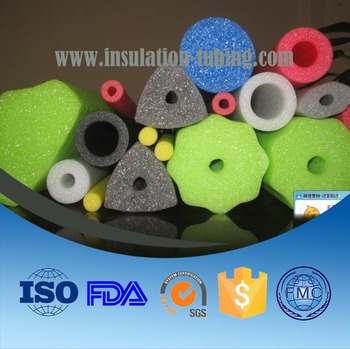 Eco-friendly Colored Epe Foam Tube Non-toxic Packing Material Epe Sponge  Tube In Stock - Buy Epe Foam Tube,Colored Epe Foam Tube,Eco-friendly  Colored