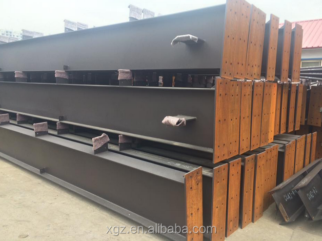 Hot sale luxury steel frame structure workshop/warehouse