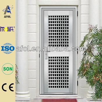Nice Afol Security Screen Door Stainless Steel Mesh