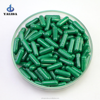 Halal FDA gel hard herbal bovine Empty Gelatin Capsules 00 0 1 2 3 4