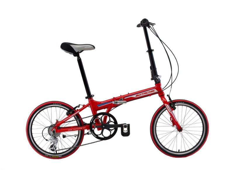 2012 New developed folding bicycle