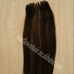 Top quality yaki straight 16 inch indian virgin hair weaving accept paypal