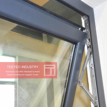 Teeyeo 2017 New Design Aluminum Awning Window Cheap Price Philippines For  Sale
