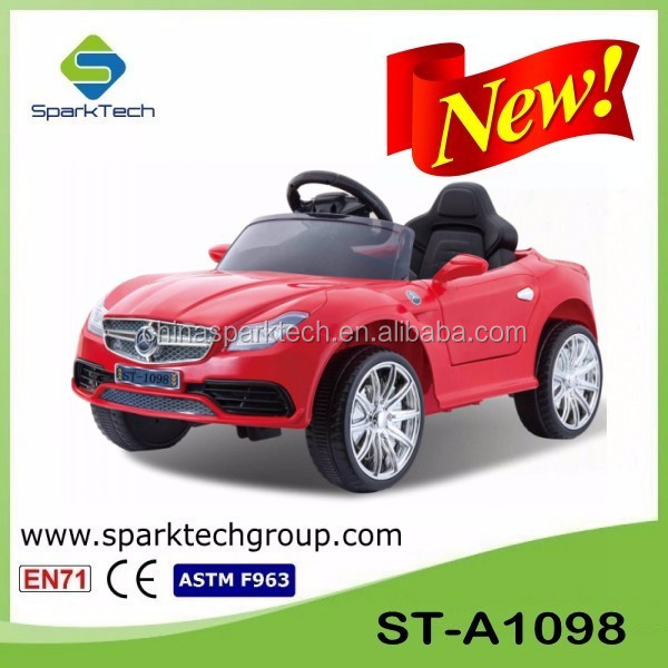 Pass EN 62115 High Quality Children Driving Cheap Electric Cars for Kids