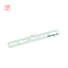 2018 Newest PVC vertical blind 89mm Vane Hanger