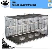 antique breeding bird cage