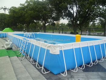 Big Hard Plastic Kids Swimming Pool