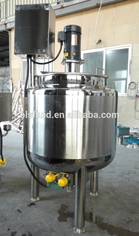 electric heating fat melting tank with mixer