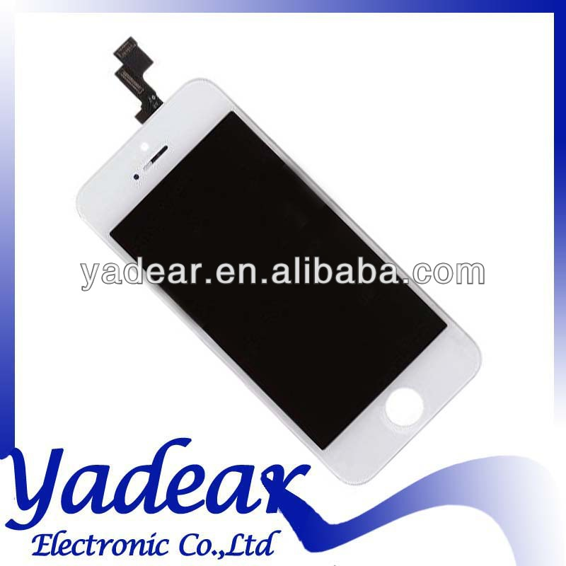 Factory OEM for iphone 5S lcd screen and digitizer touch display
