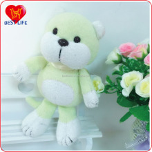 China plush toy animals, teddy bear with bow plush toy wholesale (PTAL1608067)