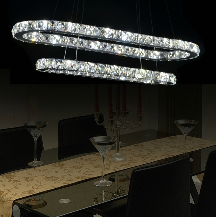 Modern Fashion Dining Room/living Room Crystal Chandelier