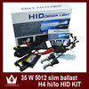 Hid bixenon replacement lamp h4 35W 12V HID Automotive Headlight Replacement Bulbs H4-3 BiXenon Hi/Lo Beam Lamp