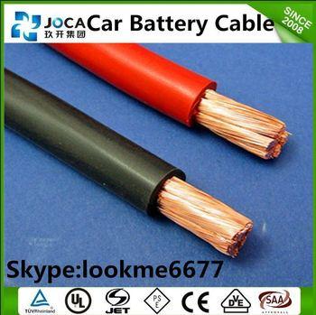 Pvc Elektrische Kabel Auto Jumper Starter Draht 25mm2 600amp Booster ...