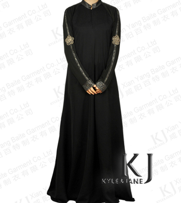 Famoso Cheap Coloured Abaya Designs, find Coloured Abaya Designs deals on  FP36