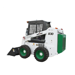 1ton well design skid steer front loader for sale to Russian