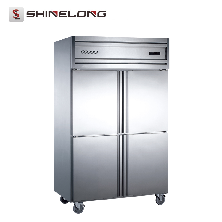 Industrial Refrigeration Equipment For Restaurant Mobile Hotel Used Refrigerator Prices