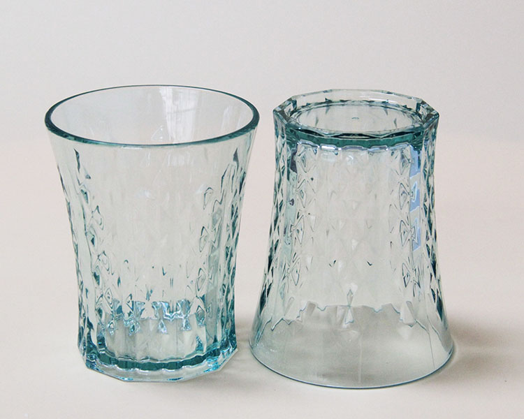Factory wholesaler recyclable tumbler glassware glass drinking cup highball glass vintage drinking glasses