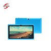 "Cheap Tablet PC 512+ 8GB Multi-Color 7"" Android 4.4 Allwinner A33 Quad Core 1.5GHz Android Tablet 10 pcs/lot"