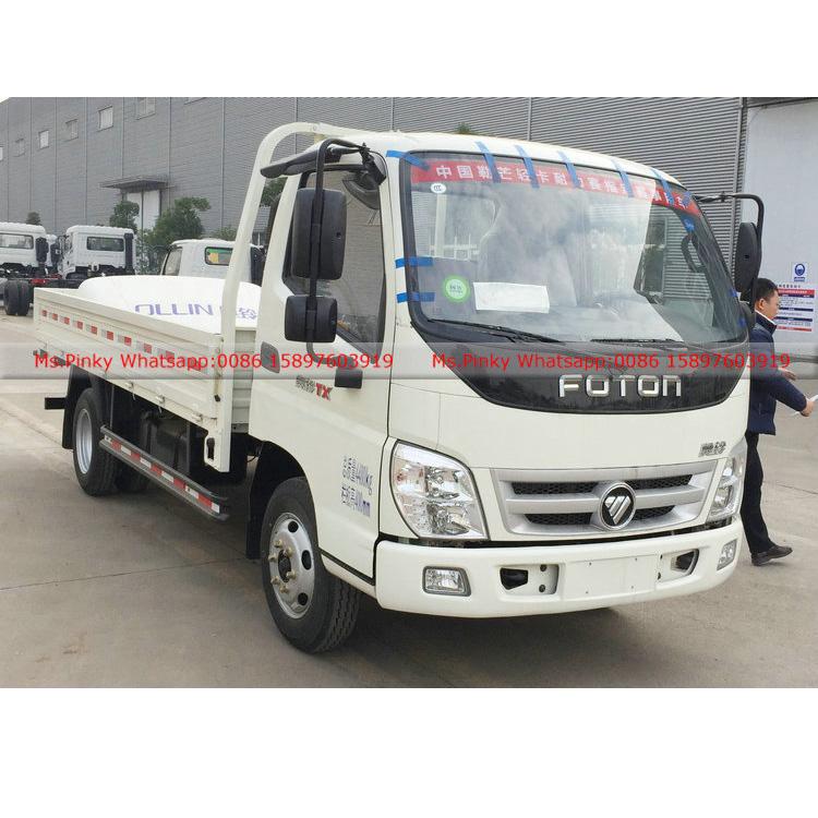 хочу отзывы о китайских грузовиках фотон пятьдесят