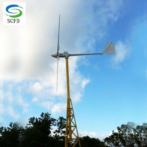 mini 5kw wind turbine price wind power generator plant for farm