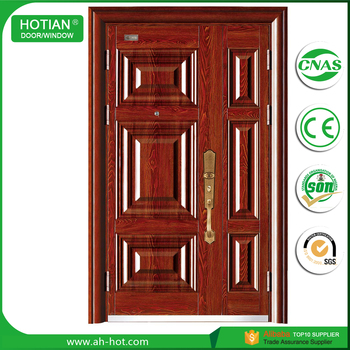 High Quality Single And Half Door Luxury Stainless Steel Entry
