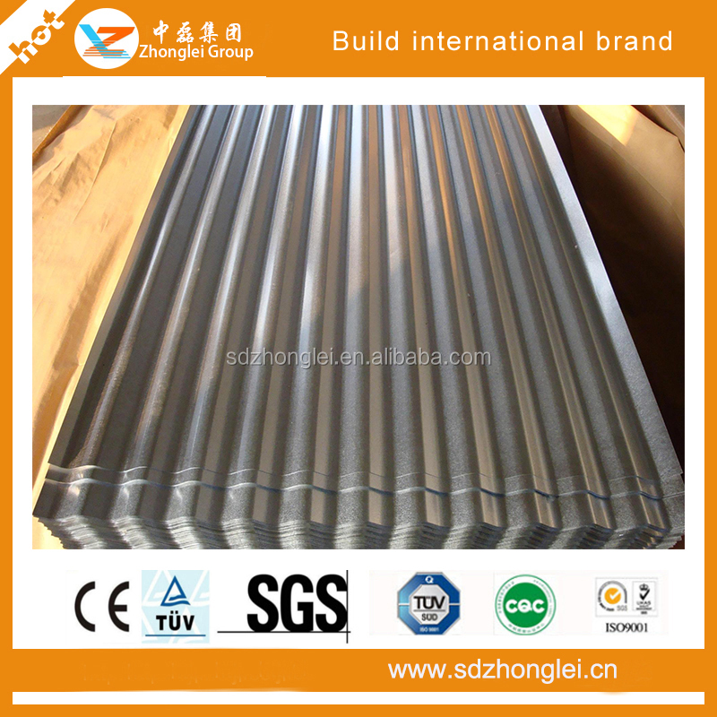 ROGO Deck Roofing Materials Metal Roofing Sheet