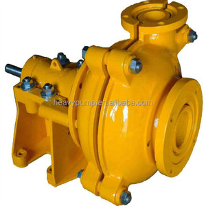 high efficiency low volume high pressure slurry pump