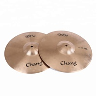Chang Cymbals DB8 Cymbals Set For Drum Practice