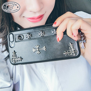 Guangzhou High Class Chrome Hearts TPU Creative Mobile Phone Case