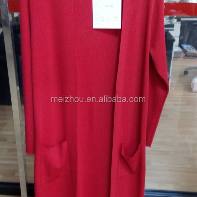 2404 Hot New Fashion Design Women Open Front Sweater Long Cardigan Sweater  Wholesale Custom Clothing China c56b6dc18