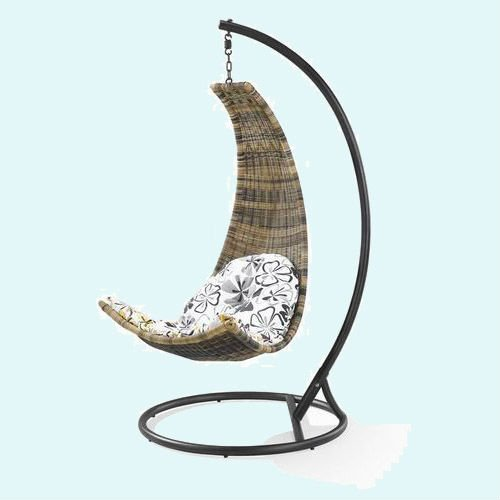 2012 new style rattan swing chair outdoor furniture