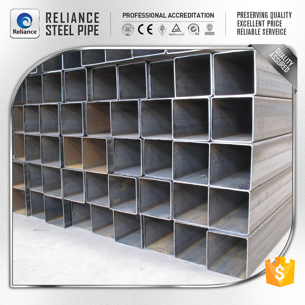 Tube Size Mild Steel Hollow Section Rectangular Pipe Buy