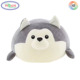 D523 Cute Funny Corgi Dog Butt Plush Stuffed Pillows Silk Soft Velveteen Soft Toys Plush Mascot
