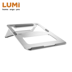 Ultra-Slim Foldable Aluminum Laptop Table Stand