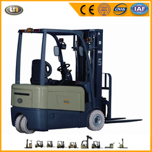 1.6T Three Wheel Small Electric Forklift For Sale With Charger