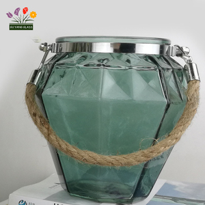 Wholesale different types fashion crackle cylinder giant wine murano glass vase