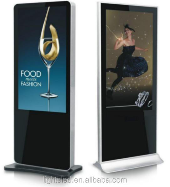 hot Standing P5 LED Display/Screen/panel indoor Digital Advertising boards manufacturer China