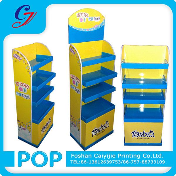 Estante de perfume cuidado personal de papel de cart n for Estantes de carton
