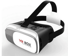 New design vr glasses virtual reality vr box 3d glasses