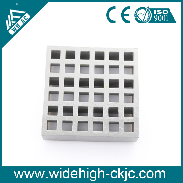 Hot Sale Swimming pool grating, light weight and high strength Frp Fiberglass Pool Grating