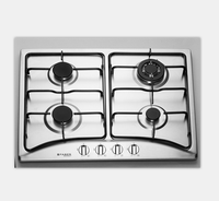 Home kitchen Appliance SS Cooktop 4 Burner Gas Hob Gas Stove Gas Cooker,BH298-2B