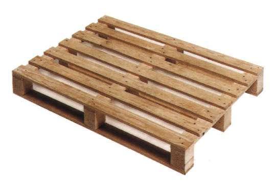 Four Way Entry Wooden Pallet, Four Way Entry Wooden Pallet ...