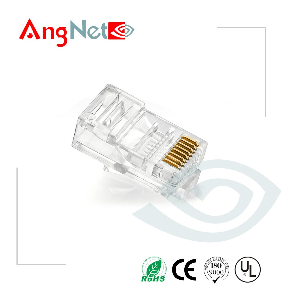 8p8c network connector laptop and rj45 connector