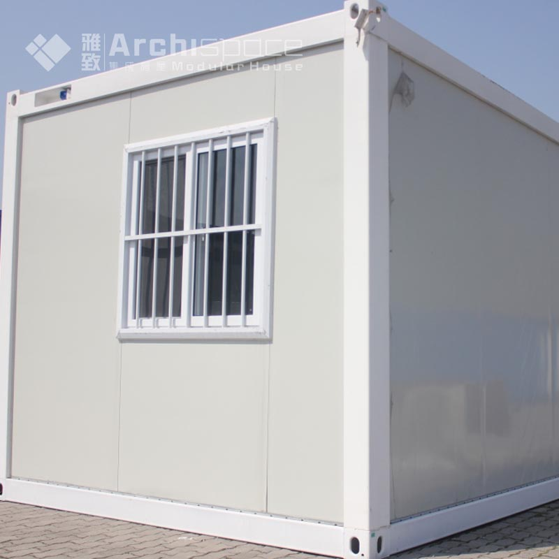 3 bedroom prefab modular home with flat pack house