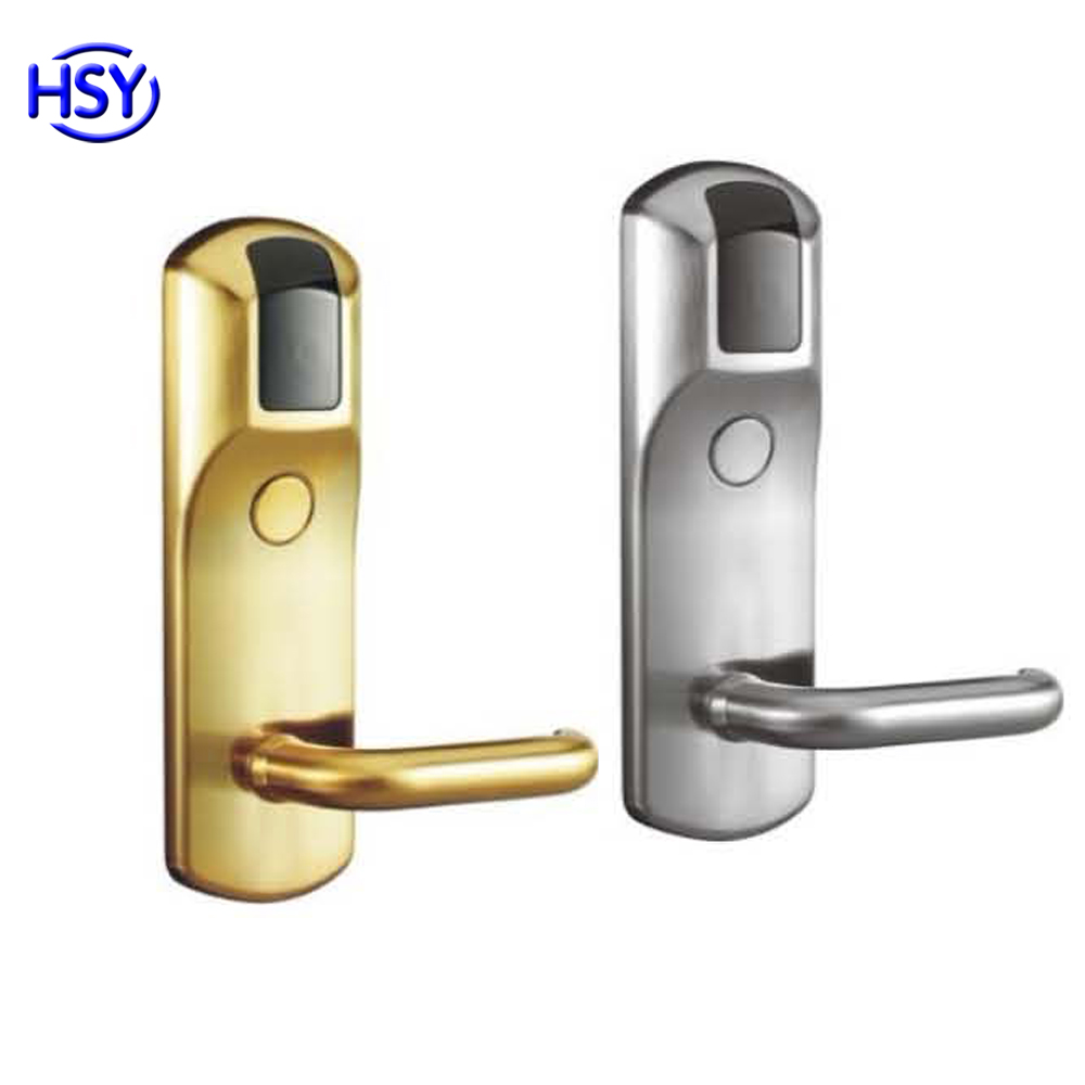 China high quality products Hotel card swipe door lock with great price