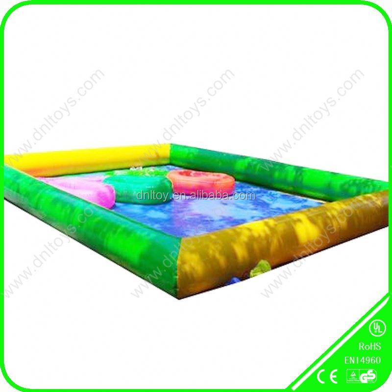 Multi colors and functions Inflatable Water pool