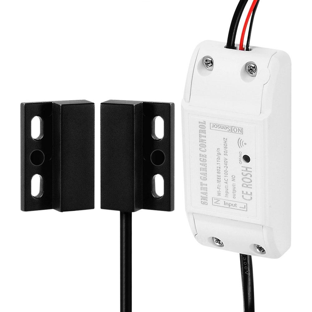 Tuya WiFi Switch Garage Door Controller for Car Garage Door Opener APP Remote Control Timing Voice Control Alexa Google