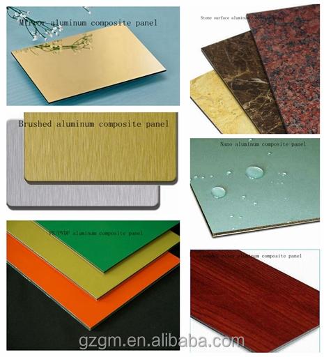 Acp Aluco Aluminium Wall Cladding Panels