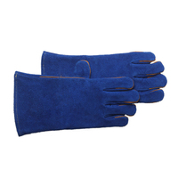 Professional Safety Equipment Welding Leather Glove
