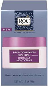 RoC Multi Correxion Stress Repair Night Cream, 1.7 Ounce